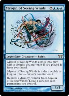 Myojin of Seeing Winds CHK