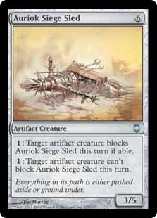 Auriok Siege Sled DST