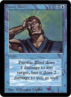 Psionic Blast 1E