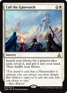 Call the Gatewatch OGW