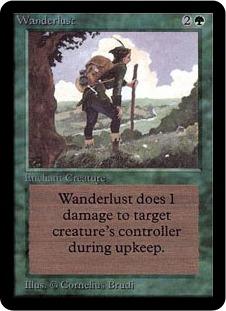 Wanderlust 1E