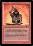 Dwarven Weaponsmith AQ