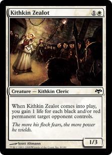 Kithkin Zealot EVE