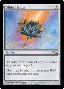 Gilded Lotus MRD