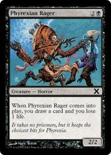Phyrexian Rager 10E