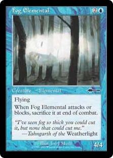 Fog Elemental BD