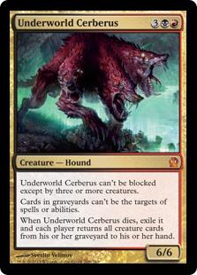 Underworld Cerberus THS