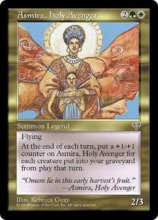Asmira, Holy Avenger MI