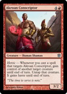 Akroan Conscriptor BNG