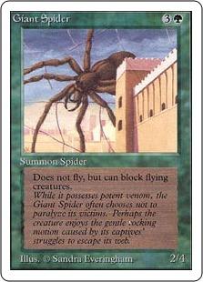 Giant Spider UNL