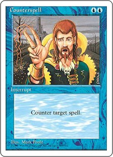 Counterspell 4E