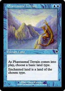 Phantasmal Terrain IN
