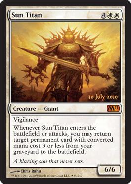 Sun Titan M11