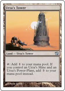 Urza's Tower 9ED