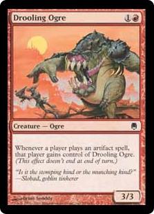 Drooling Ogre DST