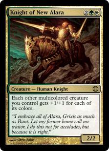 Knight of New Alara ARB