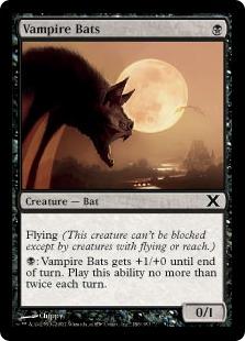Vampire Bats 10E
