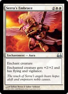 Serra's Embrace DDC