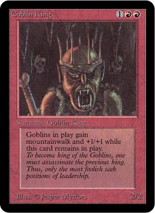 Goblin King 1E