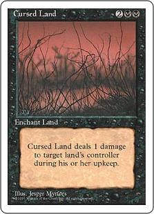 Cursed Land 4E