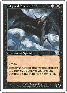 Abyssal Specter 6ED