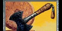 Obsidian Battle-Axe