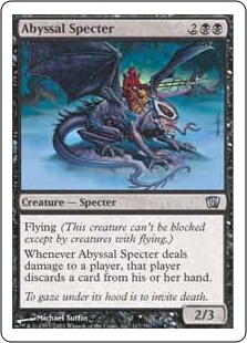 Abyssal Specter 8ED