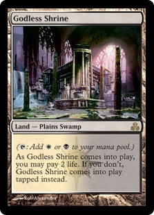 Godless Shrine GPT