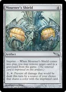 Mourner's Shield MRD