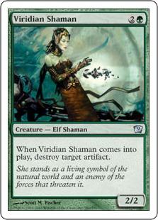Viridian Shaman 9ED