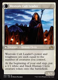 Westvale Cult Leader SOI