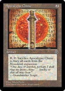 Apocalypse Chime HML