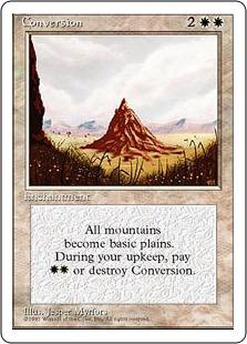 Conversion 4E