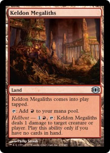 Keldon Megaliths FUT