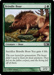 Brindle Boar M11