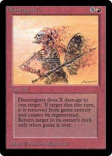 Disintegrate 2E