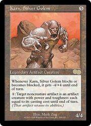 Karn, Silver Golem UZ