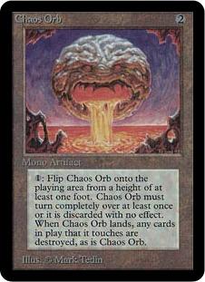 Chaos Orb 1E