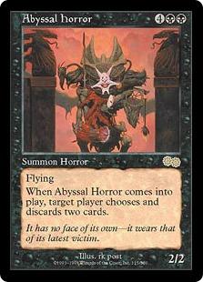 Abyssal Horror USG