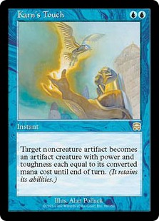 Karn's Touch MM