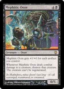 Mephitic Ooze DST
