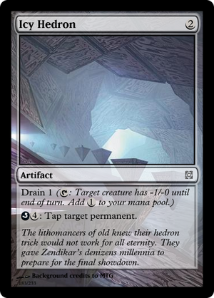 Icy Hedron