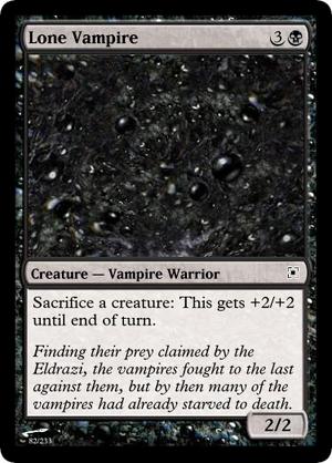 Lone Vampire