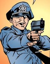 Jhon Dixmor with gun