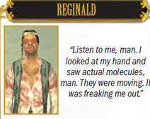 Reginald hippi