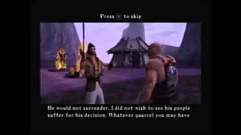 Mortal kombat Deception - Full movie