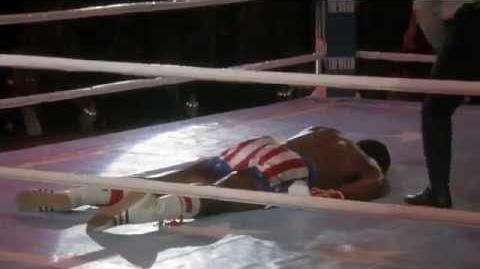 Apollo Creed VS Ivanovich Drago