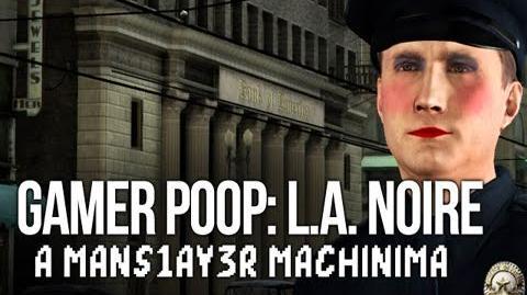 Ytp - L.A. Detectives