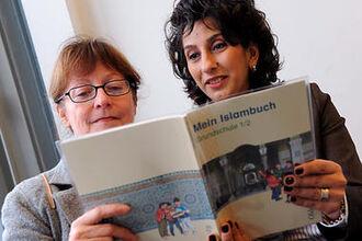 MUSLIM GERMANY RELIGION SCHOOL