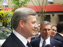 Stephen Harper Canada